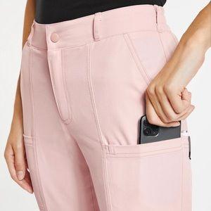 Jaanuu Blush 11 Pocket Cargo Pants Petite Med